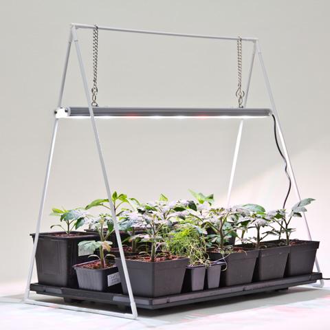 LED pakke Vekstlys til hyllesystem Gartnerbutikken